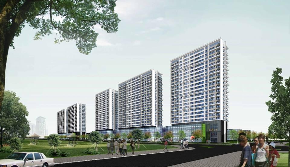 Dự án nhà ở xã hội Thượng Thanh Long Biên